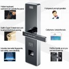 Smart Door Lock/Fingerprint/Password/Smart Card/Spare mechanical key