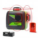 3D Cross Line rotary laser level red Cross Line Laser Self Leveling 603CR