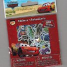 Sandylion DIsney Pixar CARS - 100 Die Cut Stickers - DC14