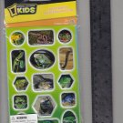 National Geographic KIDS stickers REPTILE snake frog