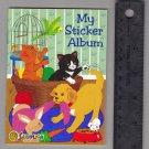 Sandylion Mini Sticker Book Album PETS