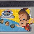 Sandylion Sticker Book Album JIMMY NEUTRON Boy Genius