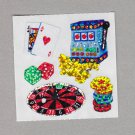 Sandylion Casino Stickers Rare Vintage PM398