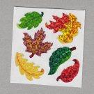 Sandylion Leaves Leaf Autumn Stickers Rare Vintage PM404