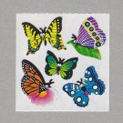 Sandylion Butterfly Stickers Rare Vintage PM429