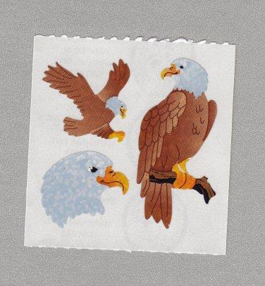 Sandylion Eagles Stickers Rare Vintage PM436