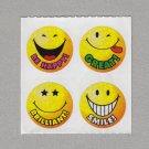 Sandylion Reward Smiley Stickers Rare Vintage PM572