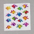 Sandylion Fish Stickers Rare Vintage PM575