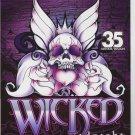 Wicked Midnight tattoos by Maccabbi art - 35 tattoos