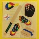 Sandylion Baseball Sport Bat Glove Ball Hat  Stickers Rare Vintage KK153