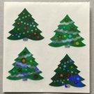 Sandylion Christmas Trees Mini Retro Rare Vintage XPM90