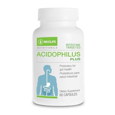 Acidophilus Plus (60 Capsules)
