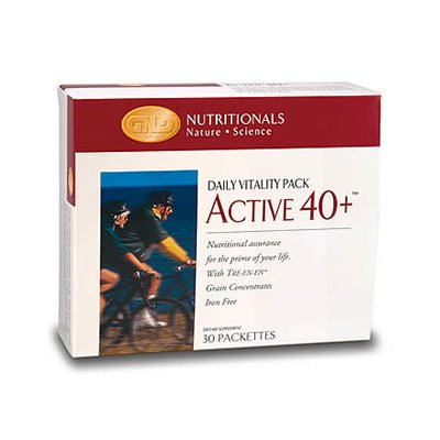 Active 40+ with Formula IV Plus (30 Packets)