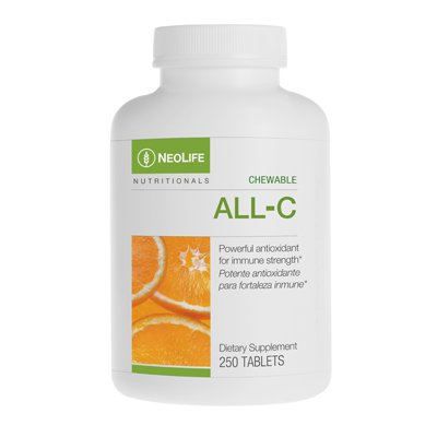 All-C Chewable (250 Tablets)