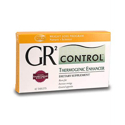 GR² Control Thermogenic Enhancer (42 Tablets) Case Qty 6