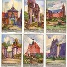 1936 Trading Cards Beroemde Abdijen Van Belgie [1325]Liebig Extract of Meat Company