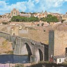 Postcard Toledo, Spain Puente de San Martin Vintage Collectible