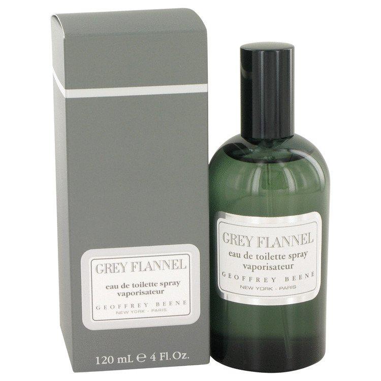 GREY FLANNEL by Geoffrey Beene, Eau De Toilette Spray 4 oz