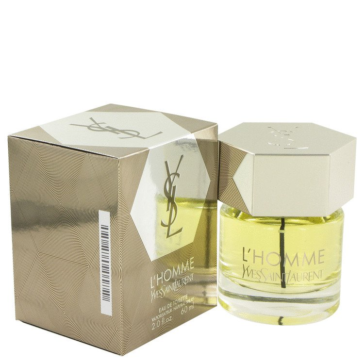 L'homme by Yves Saint Laurent, Eau De Toilette Spray 2 oz