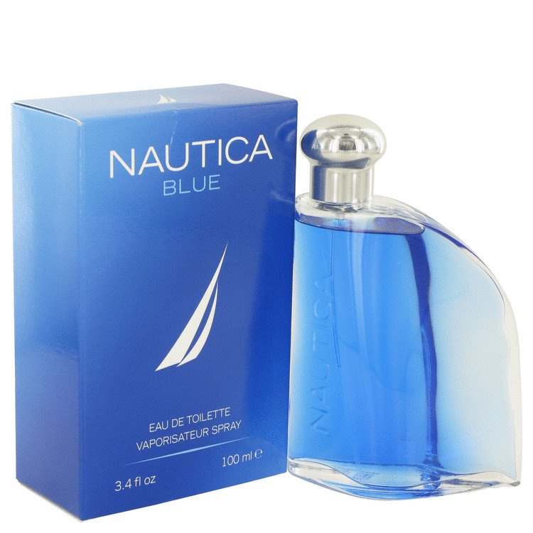 NAUTICA BLUE by Nautica, Eau De Toilette Spray 3.4 oz