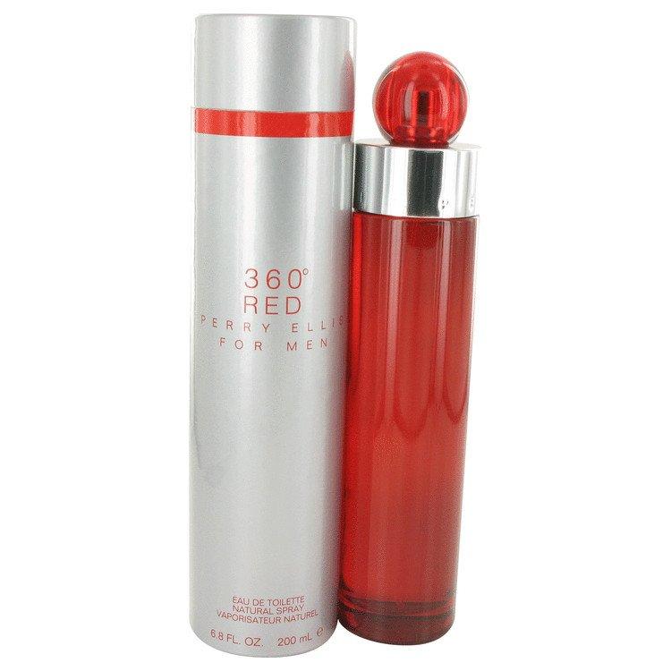 Perry Ellis 360 Red by Perry Ellis, Eau De Toilette Spray 6.7 oz