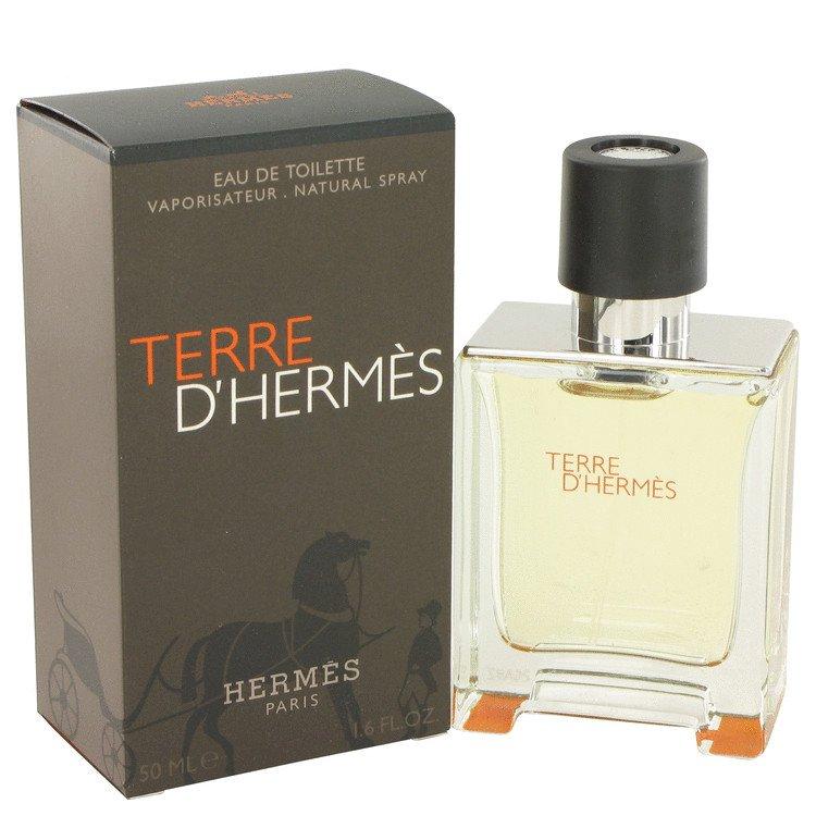 Terre D'Hermes by Hermes, Eau De Toilette Spray 3.4 oz