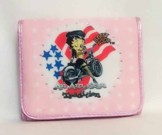 BETTY AMERICAN TRADITION WALLET