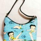BETTY BOOP AT THE GYM HANDBAG