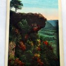 Postcard, Vintage, Sunset Rock, Tennessee