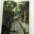 Postcard, Vintage, Incline Railway