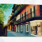 Postcard, Vintage, Pirates Alley, New Orleans, 1960s