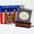 Commemorative Coin, Presidential Seal with White House 1970s
