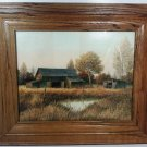 American Southwestern Ranch in Oak Frame