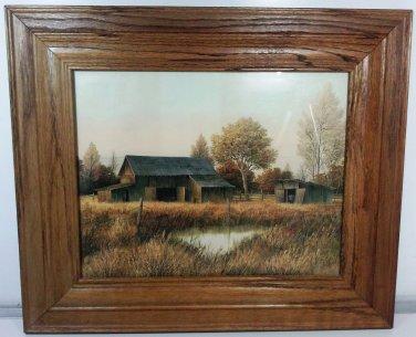 American Southwestern Ranch in Oak Frame