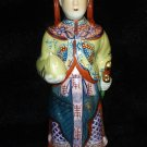 Chinese Oriental 12 inch Monk Statue