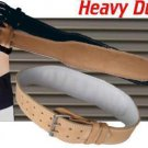 "Weightlifting Backsupport Belt 4"" Padded Leather"