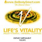 Life's Vitality Coated Tablet 90