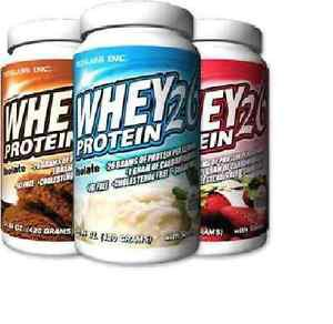 Whey Complete Protein Isolate - 26, 420 GM, Vanilla/Chocolate