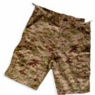 CARGO SHORTS Men's, Boys and Women Digital Camouflage  100% Cotton
