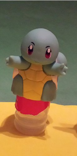Squirtle Pokemon Candy Top Figure