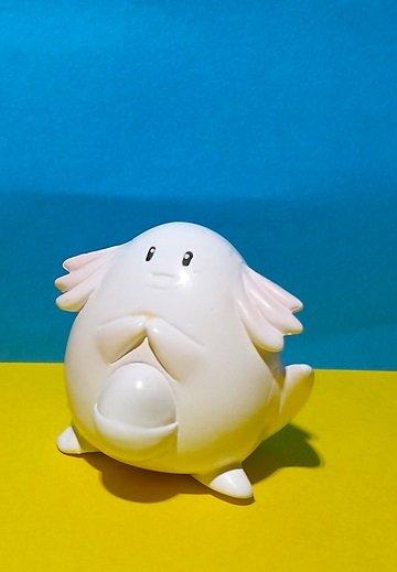 "Chansey Pokemon Tomy ""MC"" Monster Collection Figure"