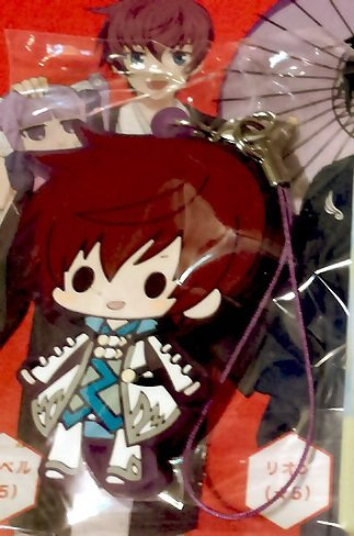 Asbel Lhant �Graces f� | Tales of Friends Anniversary Rubber Strap