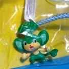 "Pansage - Pokemon Netsuke Mascot Straps ""Eevee Friends""!"