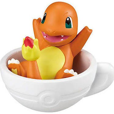 Charmander - Pokemon XY&Z Tea Time Mascot Figure