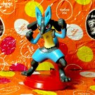 Lucario Pokemon Furuta Choco Egg Mini Figure Sun and Moon