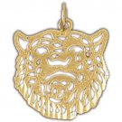 14K GOLD ANIMAL CHARM - TIGER #1713