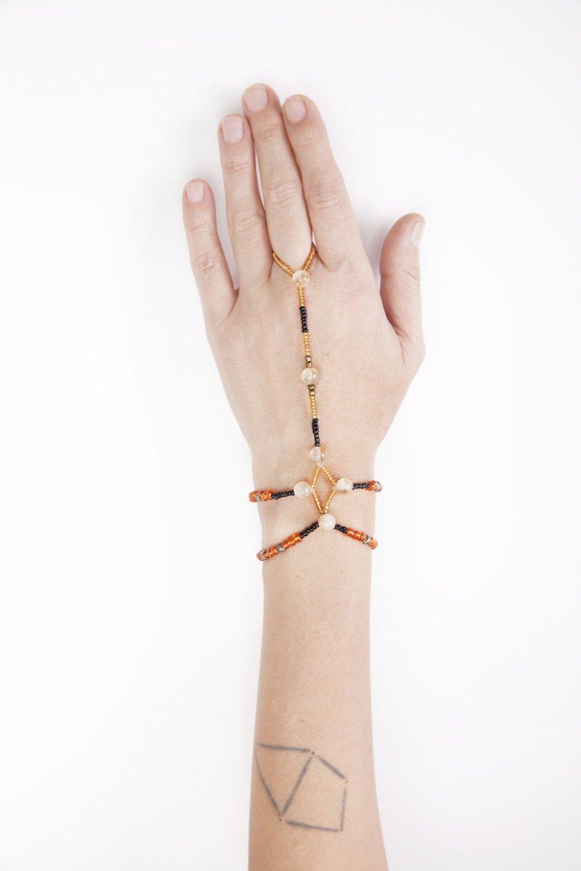 THE ENCHANTRESS | 3rd Chakra Opening Bracelet