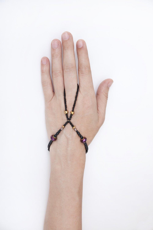 KUNDALINI   Smoke Quartz Bracelet