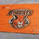 TIM HORTONS / TIM HORTON'S COLLECTOR GIFT CARDS Lloydminster Bobcats FD42440