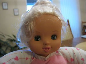 """12.5"""" (32cm) Cute Baby Doll, Little Darlings, Crying Baby, Soft body"""